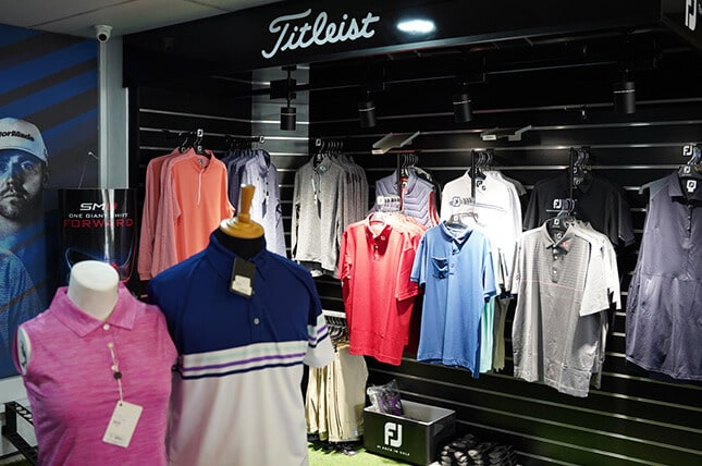 Grant Veenstra Golf - Pro Shop